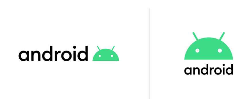 Android Rebrands With Only A Head, A Thinner Font, And A