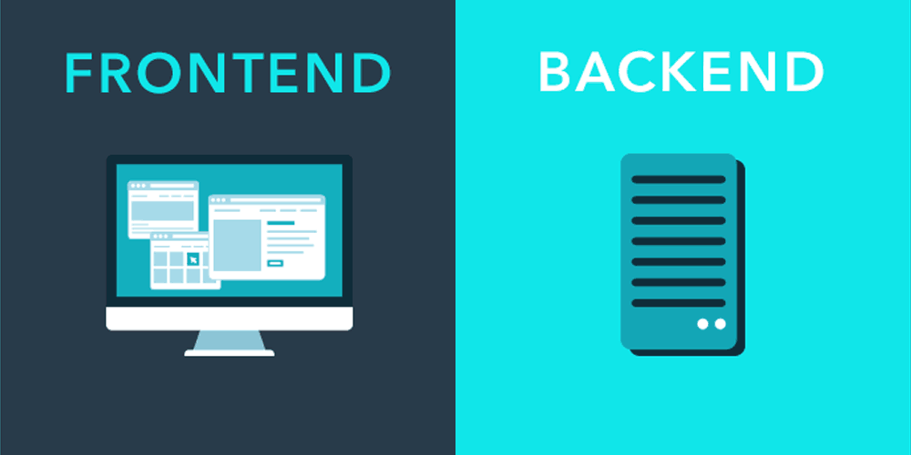 Frontend Vs Backend Two Similar Beings That Speak