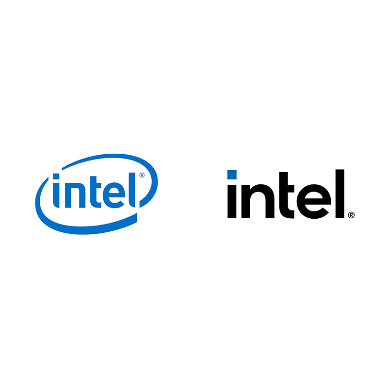 Intel changes its logo for the first time since 2006