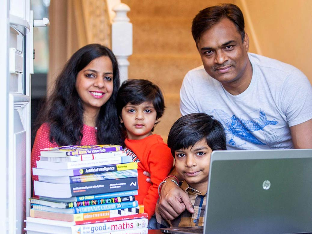 6-Year-Old Guinness World Record Programmer, The Youngest To Receive IBM's  AI Certification | Eyerys