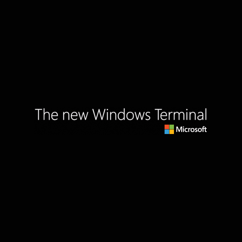 Microsoft Introduces 'Windows Terminal', A Command Line App