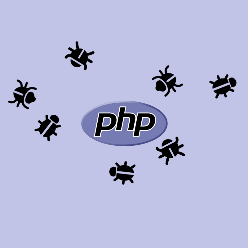 PHP bugs