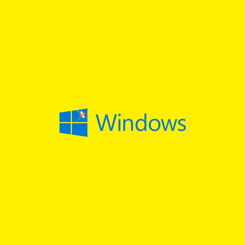 Windows patched