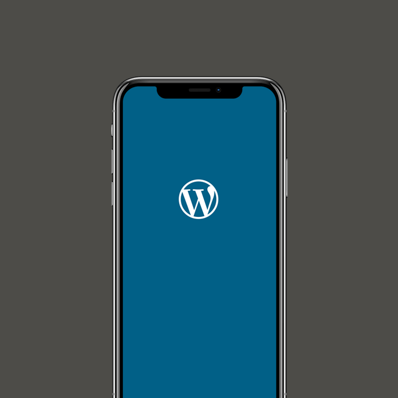 WordPress iOS""