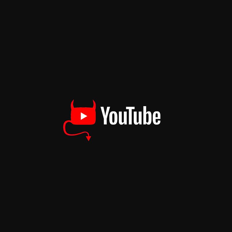 YouTube devil
